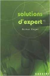 Solutions d'expert, vol. 1