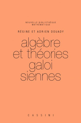 Algèbre et théories galoisiennes