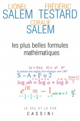 Les plus belles formules mathématiques