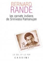 Les carnets indiens de Srinivasa Ramajunan