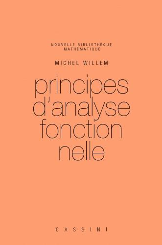 Principes d'analyse fonctionnelle