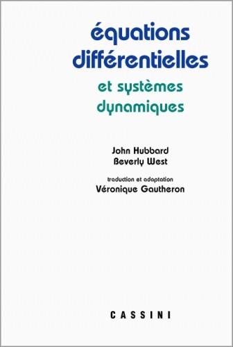 Équations différentielles et systèmes dynamiques