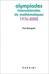 Olympiades internationales de mathématiques 1976-2005